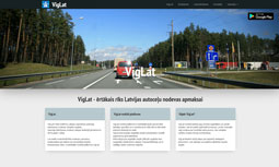 VigLat - most easy tool for purchase of road charge vignette in Latvia